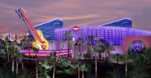 Las Vegasin Hard Rock Cafe sulkee ovensa