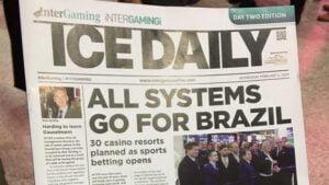 Brasilia avaa vedonlyönnin kahleet
