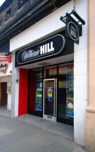 William Hill menetti 10 miljoonaa